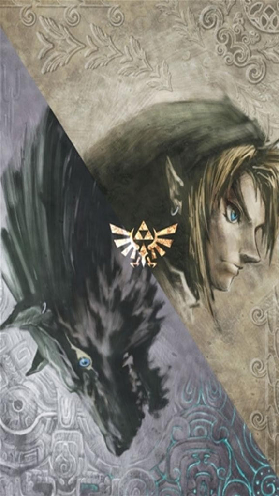 fond d écran zelda twilight princess
