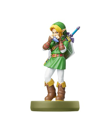 ocarina of time link amiibo