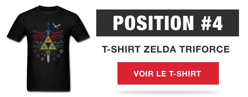 t shirt zelda triforce