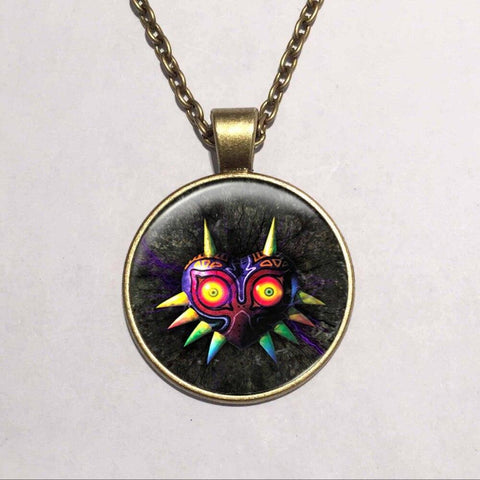 collier majora's mask