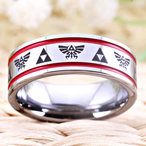bague triforce force