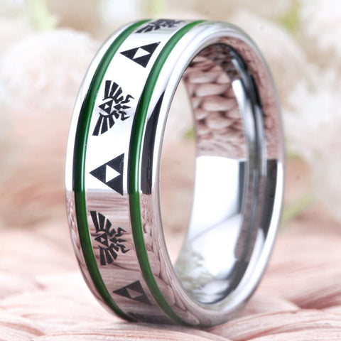 bague link courage