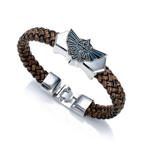 Bracelet Zelda Triforce