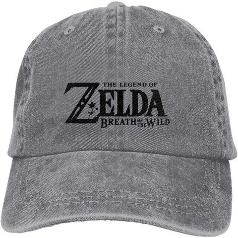 casquette zelda breath of the wild