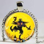 collier skull kid majora