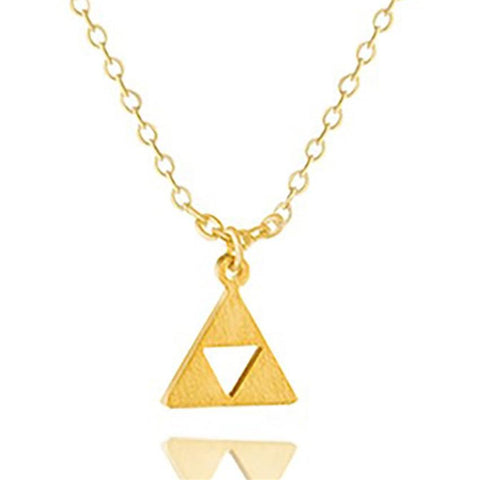 collier triangle or zelda