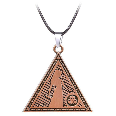 collier triforce zelda