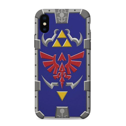 coque iphone zelda bouclier
