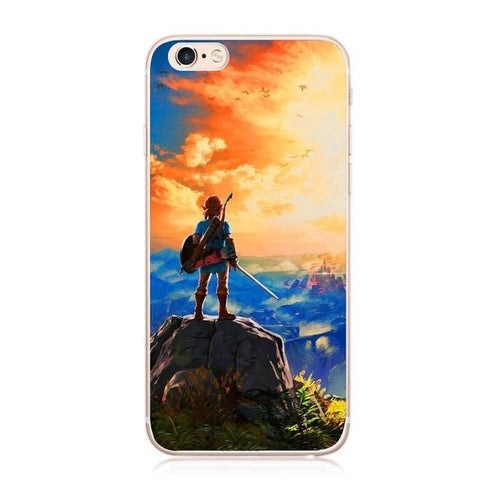 coque zelda breath of the wild