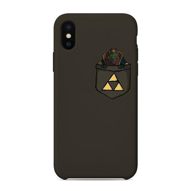 coque iphone 8 zelda majora's mask