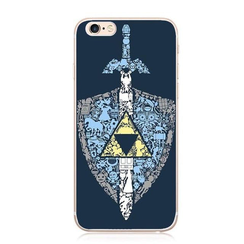 coque zelda triforce