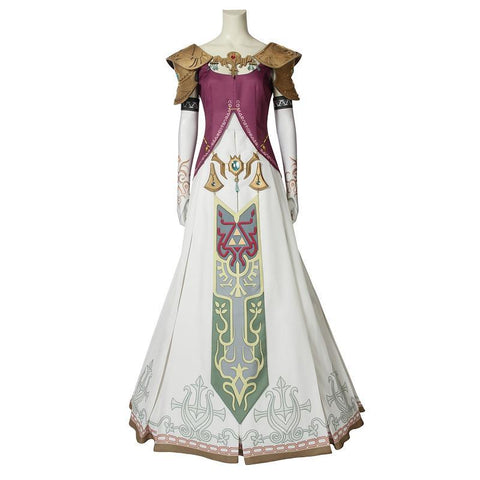 robe princesse zelda twilight