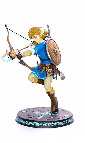 figurine breath of the wild link