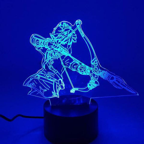 Lampe Zelda Breath Of The Wild