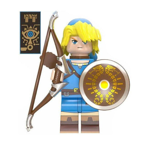 lego zelda breath of the wild