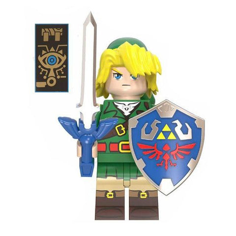 lego zelda ocarina of time