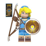 lego zelda link breath of the wild