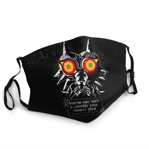 masque de protection zelda majora's mask