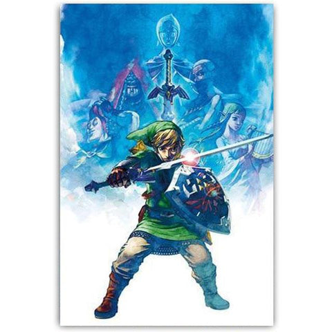 poster skyward sword