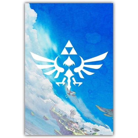 poster aigle hyrule