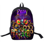 sac majora's mask