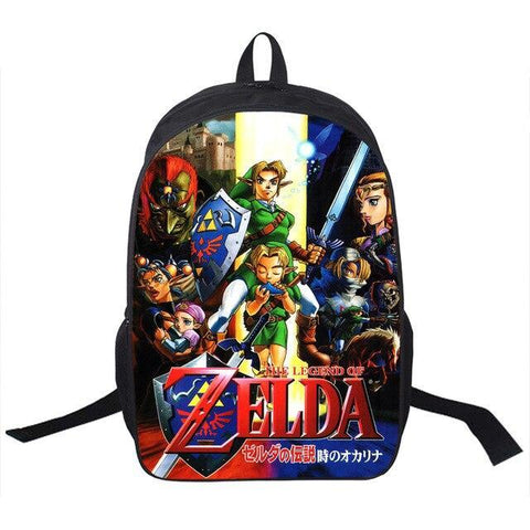 sac a dos ocarina of time