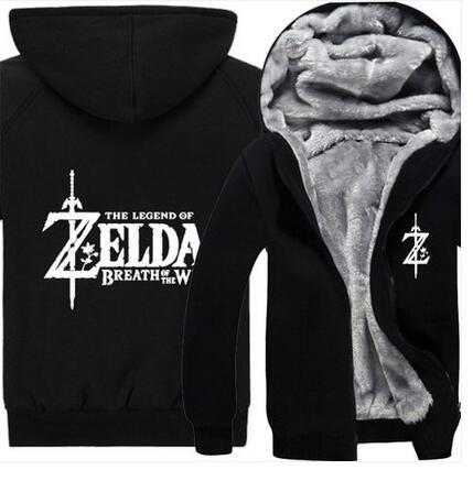 Sweat Zelda <br>Breath Of The Wild (rembourré)