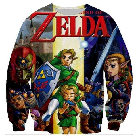 sweat personnage ocarina of time