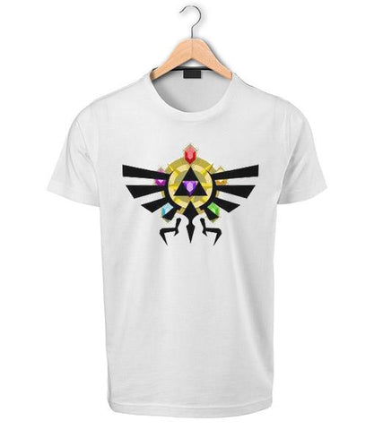 t shirt triforce rubis