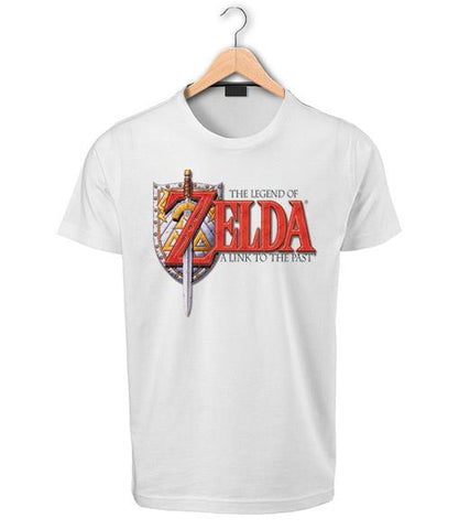 T shirt Zelda Vintage link to the past
