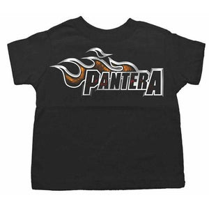 Pantera Lil Dragster - Toddler Black Toddler T-Shirt