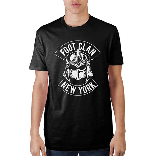 Tmenst Foot Clan New York T-Shirt