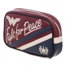 Wonder Woman Makeup Bag