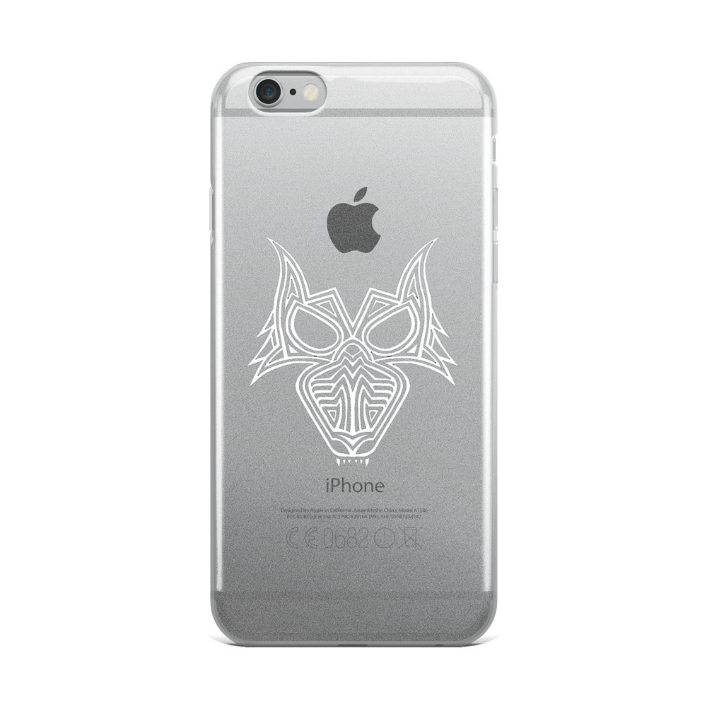 iPhone Case (White Logo)