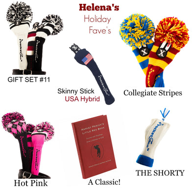 Helena's Holiday Gift Picks