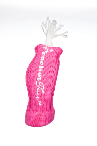 The Shorty Mini - Hot Pink- White Trim