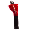 Driver and Fairway Headcover clubs - Red / Black