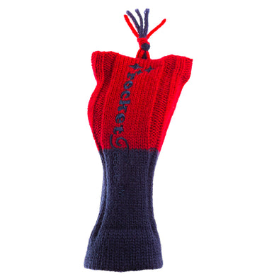 The Shorty Mini Red - Navy Headcovers