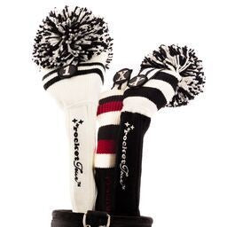 Golf Headcovers Gift Set Black
