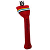 Red Golf Club Headcovers