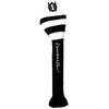 Rugby Stripe Big Stick - Black / White