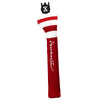 Rugby Stripe Big Stick - Red / White