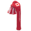Solid Tassel Headcovers with Flag - Canadian