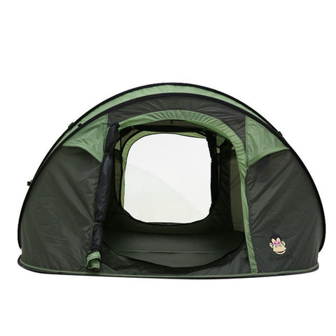 225 & Outdoor 5-8 Persons Automatic Speed Open Throwing Pop Up Windproof ...
