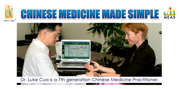 7th generation Chinese Medicine practitioner