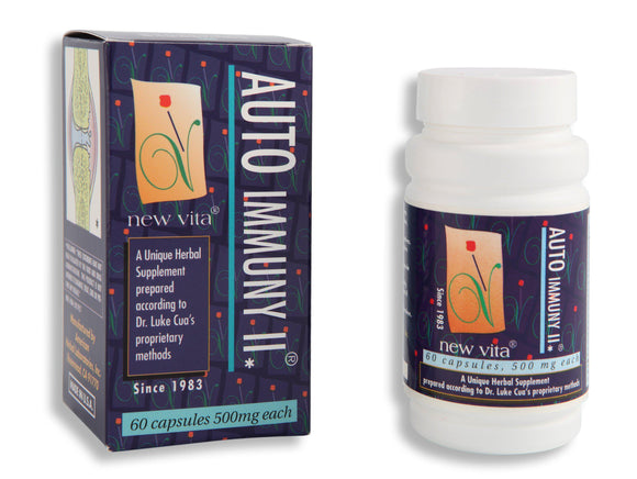 Auto Immuny II-Natural herbal supplement-newvitas