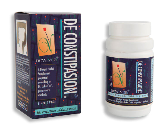 De Constipasion-Natural herbal supplement-newvita