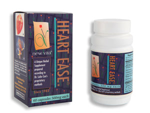 Heart Ease-Natural herbal supplement-newvitas
