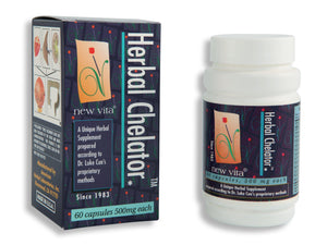 Herbal Chelator-Natural herbal supplement-newvitas