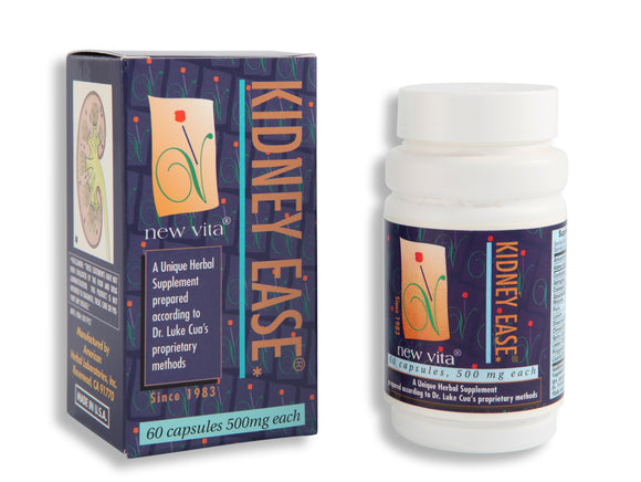 Kidney Ease-Natural herbal supplement-newvita